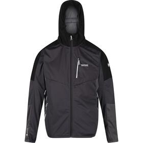 Regatta Tarvos IV Jacket Men, ash/black